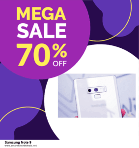Top 5 Black Friday and Cyber Monday Samsung Note 9 Deals 2020 Buy Now