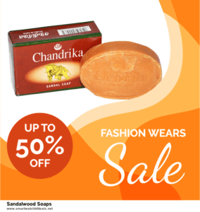 Top 5 Black Friday 2020 and Cyber Monday Sandalwood Soaps Deals [Grab Now]