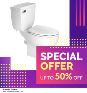 9 Best Saniflo Toilets Black Friday 2020 and Cyber Monday Deals Sales