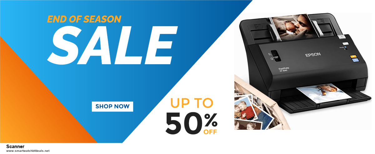 10 Best Scanner Black Friday 2020 and Cyber Monday Deals Discount Coupons