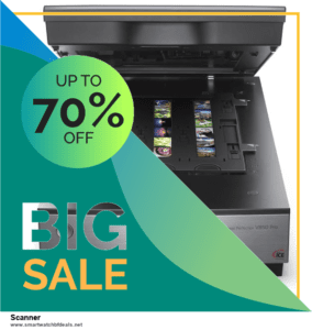 10 Best Scanner Black Friday 2021 and Cyber Monday Deals Discount Coupons