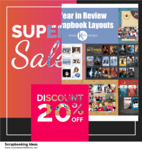 10 Best Scrapbooking Ideas Black Friday 2020 and Cyber Monday Deals Discount Coupons
