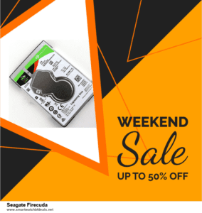 Top 5 Black Friday and Cyber Monday Seagate Firecuda Deals 2020 Buy Now