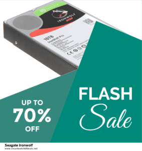 Top 5 Black Friday 2021 and Cyber Monday Seagate Ironwolf Deals [Grab Now]