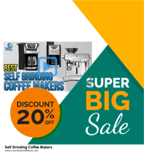 Top 5 Black Friday and Cyber Monday Self Grinding Coffee Makers Deals 2020 Buy Now
