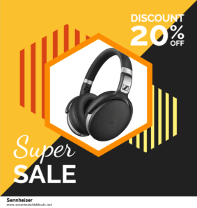 Top 11 Black Friday and Cyber Monday Sennheiser 2020 Deals Massive Discount
