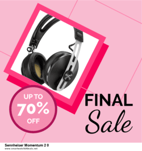 Top 5 Black Friday and Cyber Monday Sennheiser Momentum 2 0 Deals 2020 Buy Now