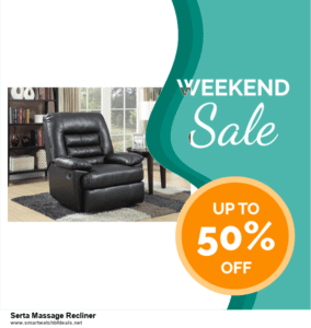 Top 5 Black Friday and Cyber Monday Serta Massage Recliner Deals 2020 Buy Now