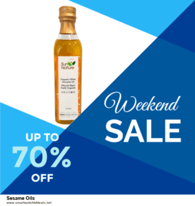 List of 10 Best Black Friday and Cyber Monday Sesame Oils Deals 2020