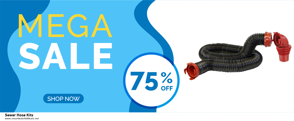 List of 6 Sewer Hose Kits Black Friday 2020 and Cyber MondayDeals [Extra 50% Discount]