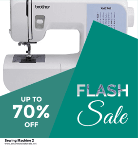 6 Best Sewing Machine 2 Black Friday 2020 and Cyber Monday Deals | Huge Discount