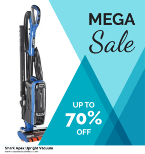 13 Best Black Friday and Cyber Monday 2020 Shark Apex Upright Vacuum Deals [Up to 50% OFF]