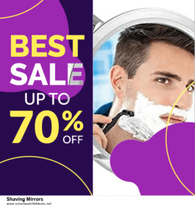 10 Best Shaving Mirrors Black Friday 2020 and Cyber Monday Deals Discount Coupons