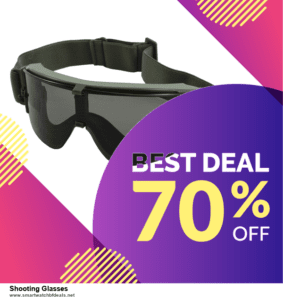 List of 6 Shooting Glasses Black Friday 2020 and Cyber MondayDeals [Extra 50% Discount]
