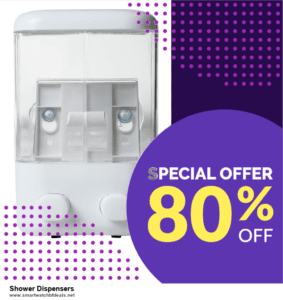 Top 5 Black Friday 2020 and Cyber Monday Shower Dispensers Deals [Grab Now]