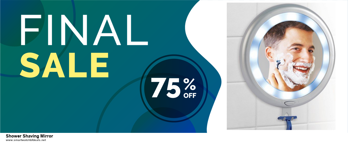 13 Best Black Friday and Cyber Monday 2020 Shower Shaving Mirror Deals [Up to 50% OFF]