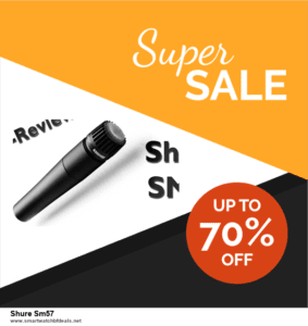 13 Exclusive Black Friday and Cyber Monday Shure Sm57 Deals 2020