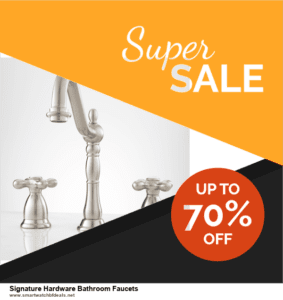 9 Best Signature Hardware Bathroom Faucets Black Friday 2020 and Cyber Monday Deals Sales