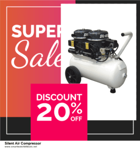 List of 10 Best Black Friday and Cyber Monday Silent Air Compressor Deals 2020