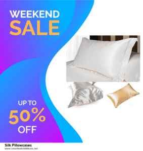 Top 11 Black Friday and Cyber Monday Silk Pillowcases 2020 Deals Massive Discount