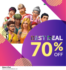 Grab 10 Best Black Friday and Cyber Monday Sims 4 Ps4 Deals & Sales
