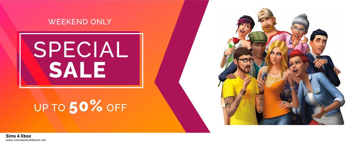Top 5 Black Friday 2020 and Cyber Monday Sims 4 Xbox Deals [Grab Now]