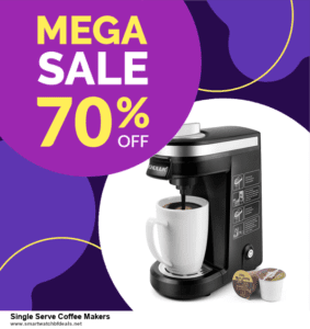 6 Best Single Serve Coffee Makers Black Friday 2020 and Cyber Monday Deals | Huge Discount