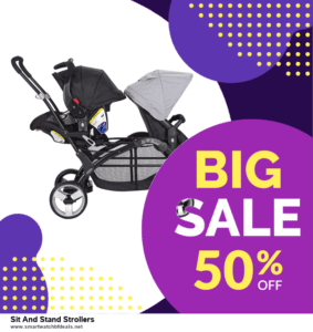 List of 10 Best Black Friday and Cyber Monday Sit And Stand Strollers Deals 2020