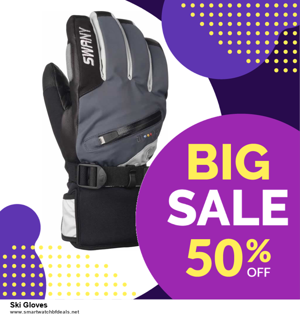 List of 10 Best Black Friday and Cyber Monday Ski Gloves Deals 2020