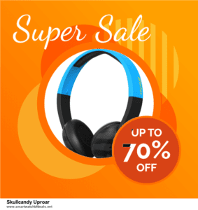 10 Best Skullcandy Uproar Black Friday 2020 and Cyber Monday Deals Discount Coupons