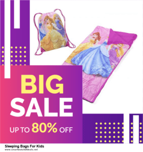 10 Best Sleeping Bags For Kids Black Friday 2020 and Cyber Monday Deals Discount Coupons