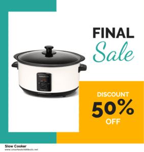 7 Best Slow Cooker Black Friday 2020 and Cyber Monday Deals [Up to 30% Discount]