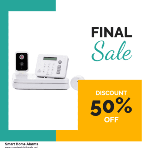 Top 5 Black Friday and Cyber Monday Smart Home Alarms Deals 2020 Buy Now