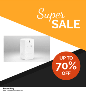 Top 5 Black Friday and Cyber Monday Smart Plug Deals 2020 Buy Now