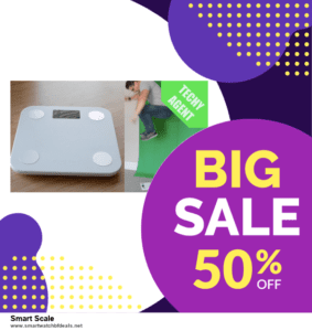 Top 10 Smart Scale Black Friday 2020 and Cyber Monday Deals