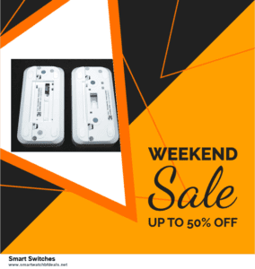 13 Best Black Friday and Cyber Monday 2020 Smart Switches Deals [Up to 50% OFF]