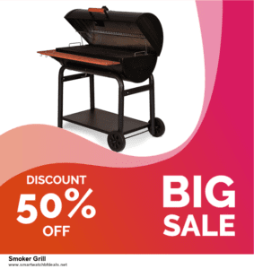 Grab 10 Best Black Friday and Cyber Monday Smoker Grill Deals & Sales