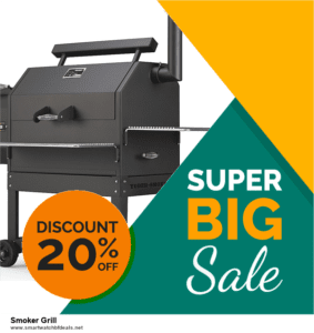 13 Exclusive Black Friday and Cyber Monday Smoker Grill Deals 2020