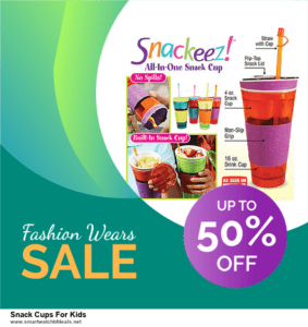 Top 10 Snack Cups For Kids Black Friday 2020 and Cyber Monday Deals