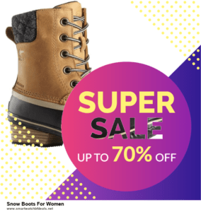 6 Best Snow Boots For Women Black Friday 2020 and Cyber Monday Deals | Huge Discount