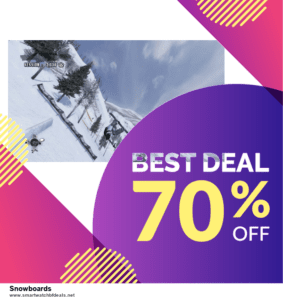Top 5 Black Friday and Cyber Monday Snowboards Deals 2020 Buy Now