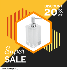 13 Best Black Friday and Cyber Monday 2020 Soap Dispensers Deals [Up to 50% OFF]