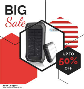 13 Exclusive Black Friday and Cyber Monday Solar Chargers Deals 2020