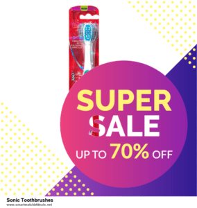 7 Best Sonic Toothbrushes Black Friday 2020 and Cyber Monday Deals [Up to 30% Discount]