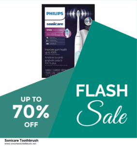 6 Best Sonicare Toothbrush Black Friday 2020 and Cyber Monday Deals   Huge Discount