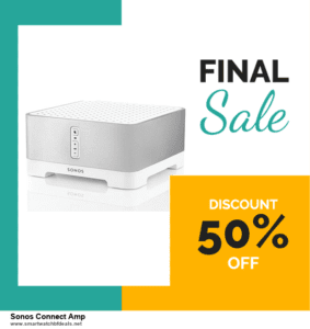 Top 5 Black Friday and Cyber Monday Sonos Connect Amp Deals 2020 Buy Now