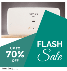 Top 5 Black Friday and Cyber Monday Sonos Play 5 Deals 2020 Buy Now