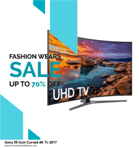 6 Best Sony 55 Inch Curved 4K Tv 2017 Black Friday 2020 and Cyber Monday Deals | Huge Discount