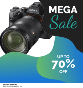 6 Best Sony Cameras Black Friday 2020 and Cyber Monday Deals | Huge Discount