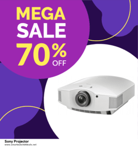 Top 5 Black Friday 2020 and Cyber Monday Sony Projector Deals [Grab Now]